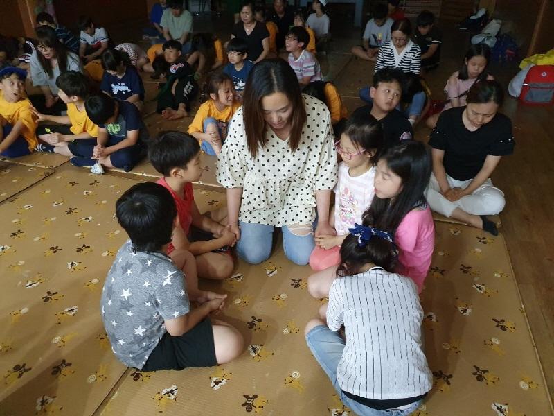 2019 초등부 여름캠프